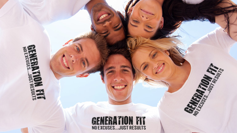 Small Group Fitness Training in Florida