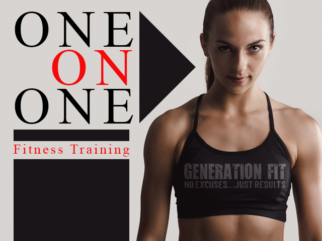 One-On-One Fitness Training