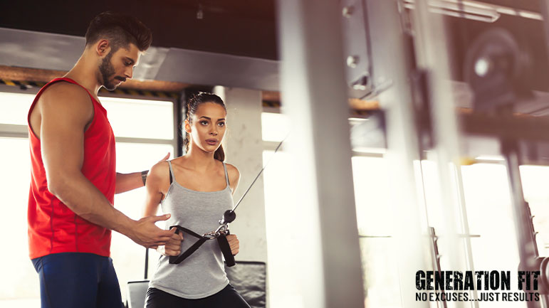 What are the Health Benefits of Working Out with a Personal Trainer?
