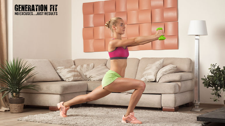 At Home Workout Plan During the COVID-19 Situation