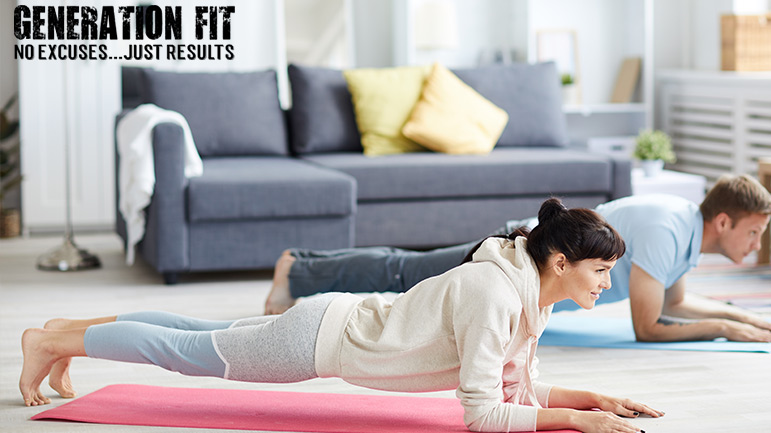 How to Follow Your Personal Fitness Plan While Social Distancing